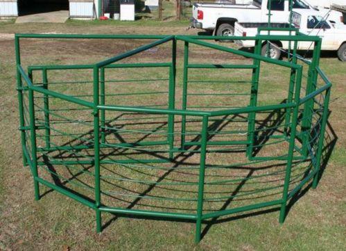 Portable Cattle Tub