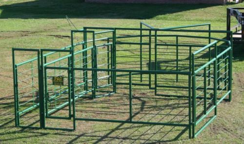 WW Livestock Sytems Corrals For Cattle Design 892